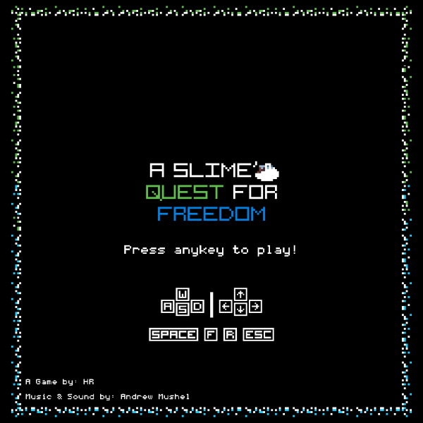A Slime's Quest for Freedom logo